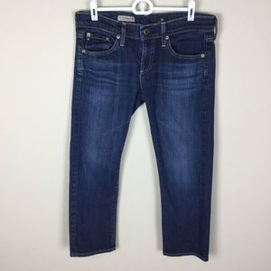 AG The Tomboy Crop jeans 27R